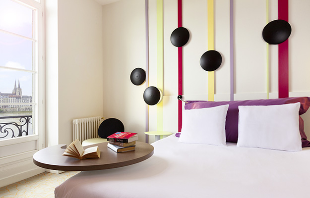 Chambre Ibis Styles Bayonne Centre